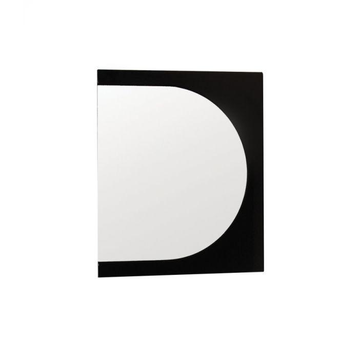 Зеркало Style Line Адонис 60 черное