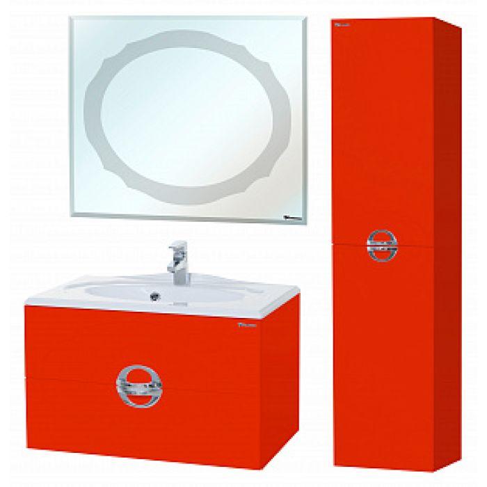 Зеркало Bellezza Флоренция 100 красное