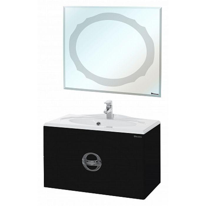 Мебель для ванной Bellezza Флоренция 90 черная