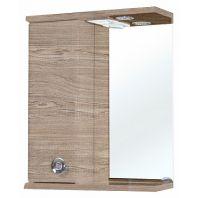 Зеркало-шкаф Неаполь 50 L карпатская ель