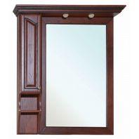 Зеркало-шкаф Рим 100 L (вишня)