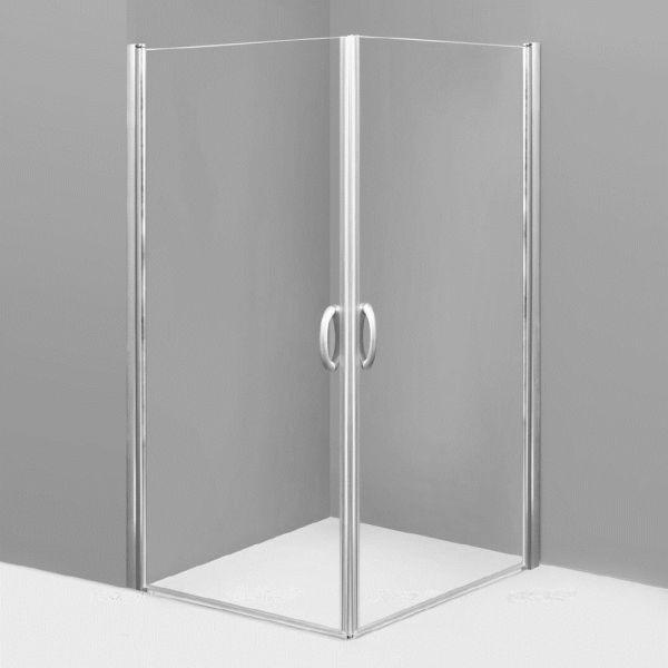 Душевой уголок Am.Pm Bliss L 80x80 см, 2 двери