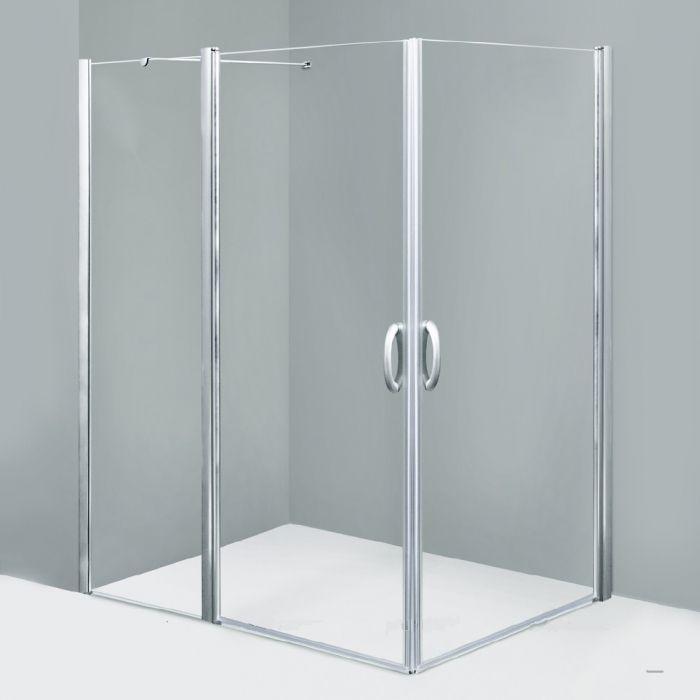 Душевой уголок Am.Pm Bliss L 120x90 см, 2 двери