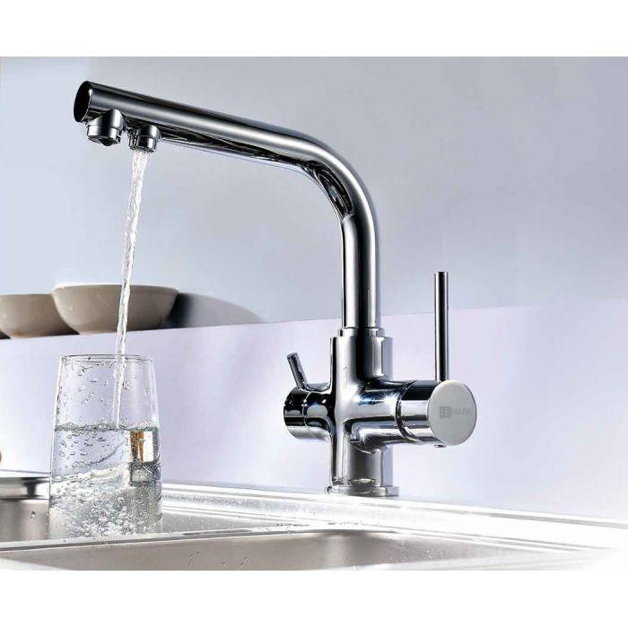 Смеситель Lemark Comfort LM3061C для кухонной мойки