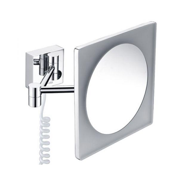 Косметическое зеркало Wasserkraft K-1008 с подсветкой