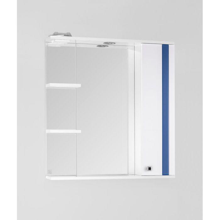 Зеркальный шкаф Флокс Style Line 75