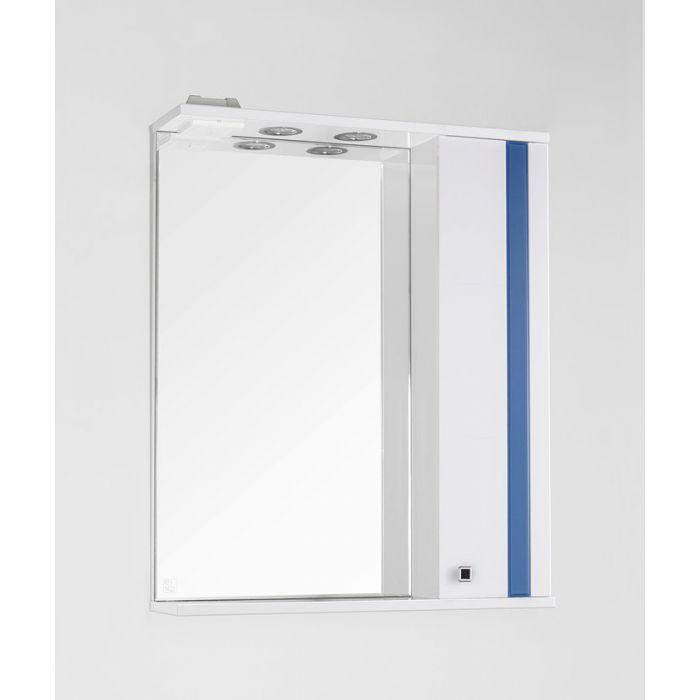 Зеркальный шкаф Флокс Style Line 65
