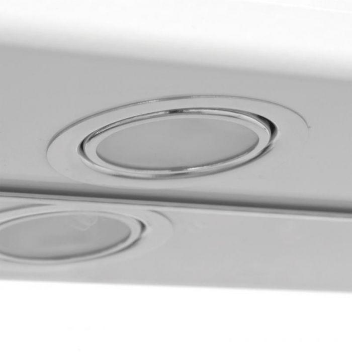Зеркальный шкаф Флокс Style Line 55