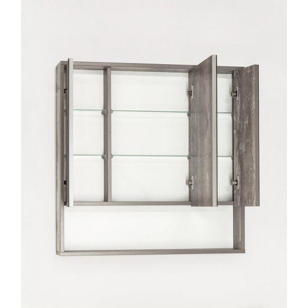 Зеркальный шкаф Экзотик Style Line 80