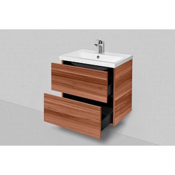 Комплекты  для ванной Am.Pm Gem 75 с 2 ящиками,орех