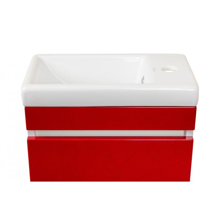 Compact Люкс 40 (Como 40) красная