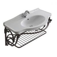 Консоль в ванную комнату Galassia Ethos 95 см 8456
