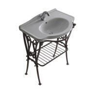 Консоль в ванную комнату Galassia Ethos 75 см 8462