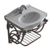 Консоль в ванную комнату Galassia Ethos 55 см 8476