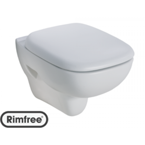 Унитаз подвесной IFO Sjoss Rimfree без ободковый 313200500