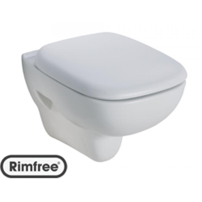Унитаз подвесной IFO Sjoss Rimfree без ободковый 313200600