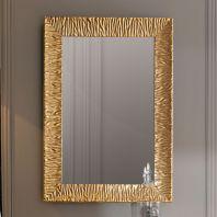 KERASAN Retro Зеркало Specchiera 70x100, цвет золото