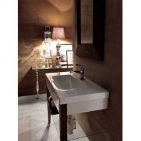 KERASAN Bentley Комплект мебели 120 см (раковина без бортика), с ножками и зеркалом