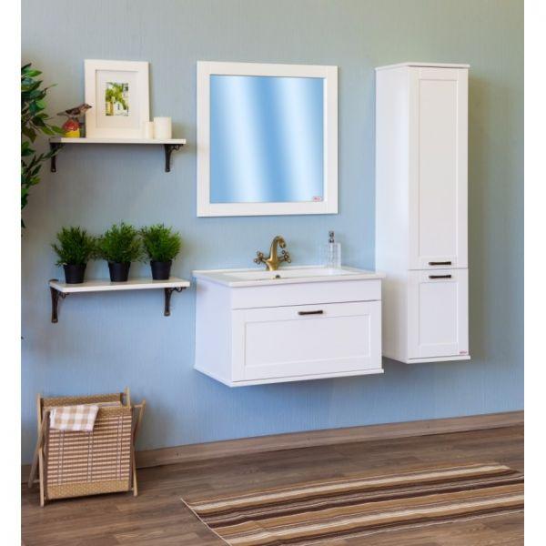Комплект мебели Sanflor Ванесса 75 навесной