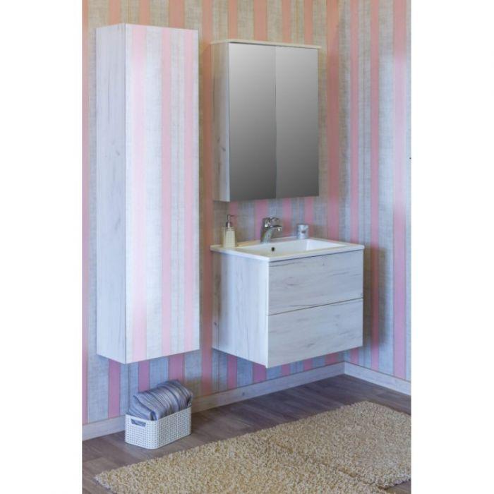 Комплект мебели для ванной Sanflor Чикаго 75