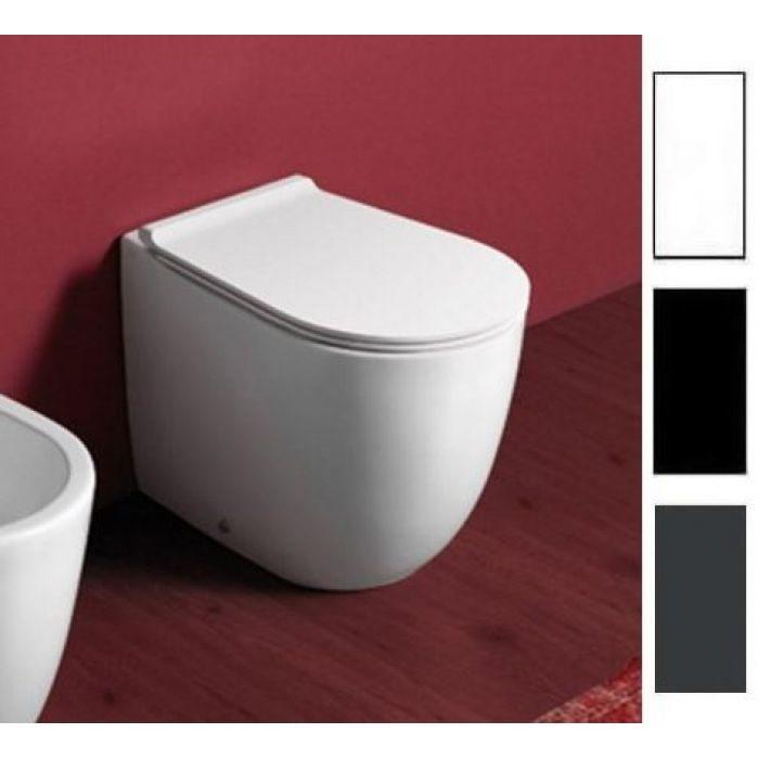 Продажа Приставной унитаз без ободка Simas Vignoni VI01