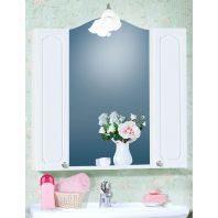 Зеркало для ванной Бриклаер Лючия 85