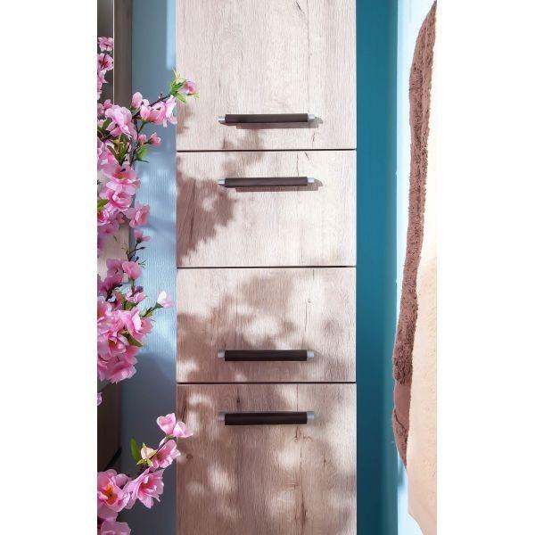 Комплект мебели Бриклаер Карибы 60 Дуб кантри/венге