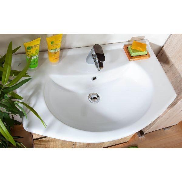 Комплект мебели Бриклаер Карибы 75 Дуб кантри/венге