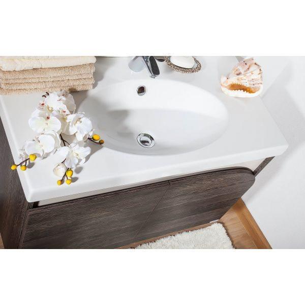 Комплект мебели Бриклаер Севилья 90 венге мали/песок