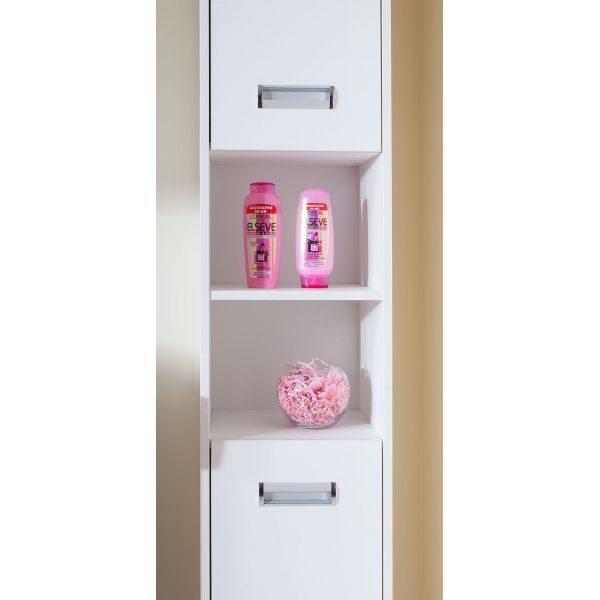Комплект мебели Бриклаер Палермо 80 Белый глянец