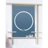 Зеркало Бриклаер Хоккайдо 90 светлая лиственница