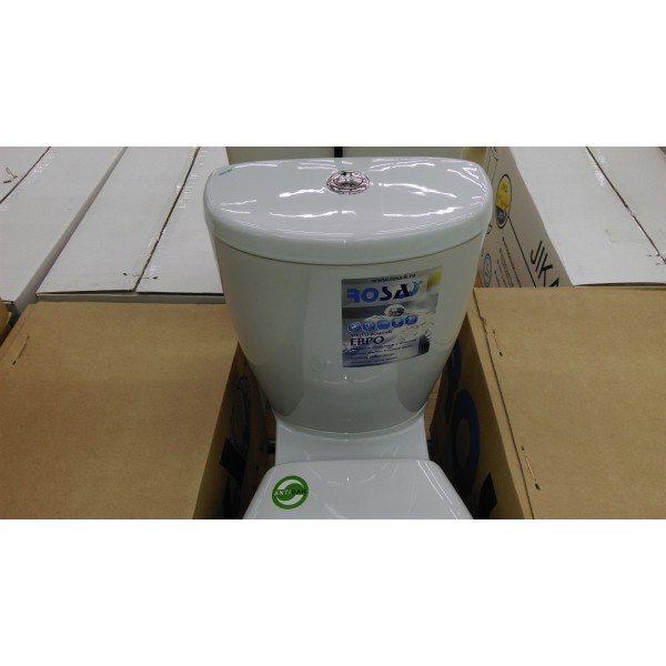 Унитаз напольный ROSA ЕВРО (цвет белый)
