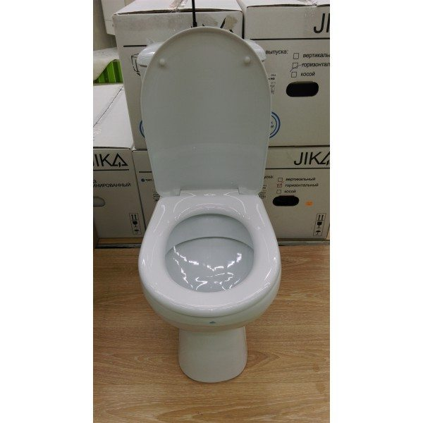 Унитаз напольный ROSA КОМФОРТ (цвет белый)
