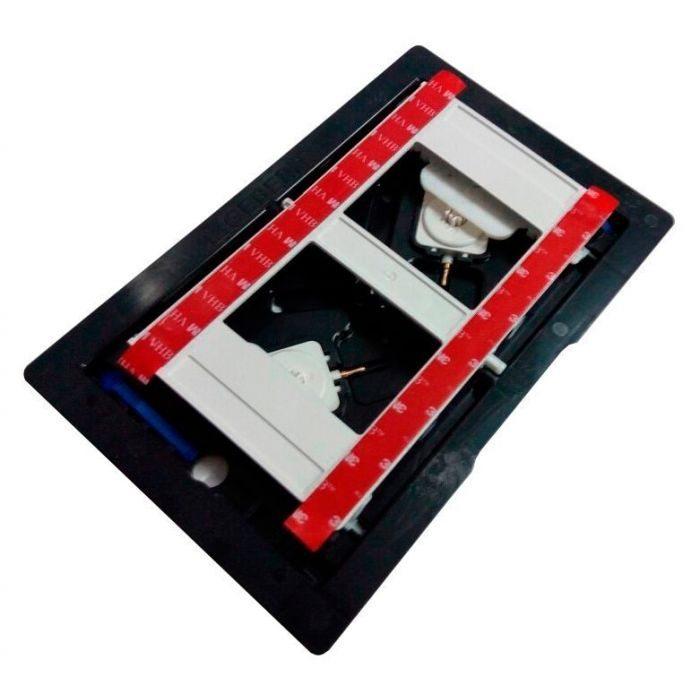 3f64d92e8b127 ... Клавиша смыва Geberit Sigma70, двойной смыв, для бачка Sigma 8 см., под  ...