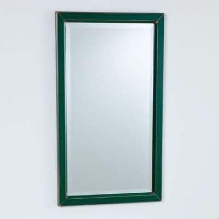Зеркало для ванной комнаты CAPRIGO Джардин  60 (цвет зеленый)