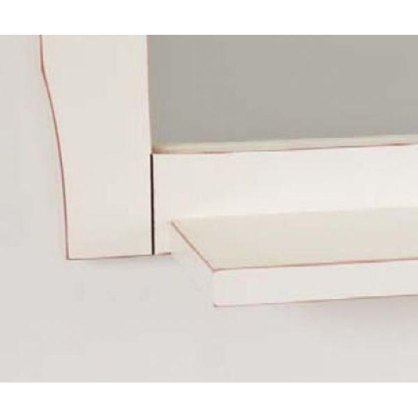 Комплект мебели для ванной комнаты CAPRIGO Монако 80 (bianco antico – белый антика)
