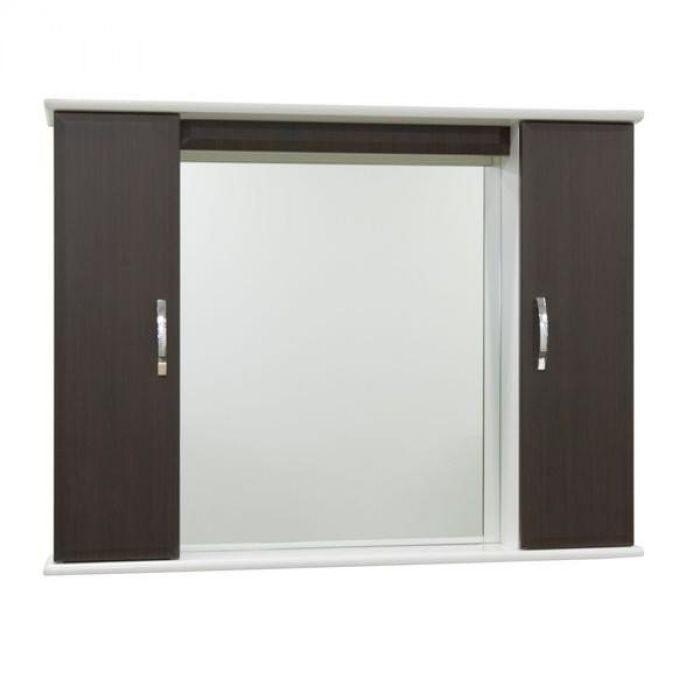 Зеркало для ванной комнаты Тунис 105 (цвет венге)