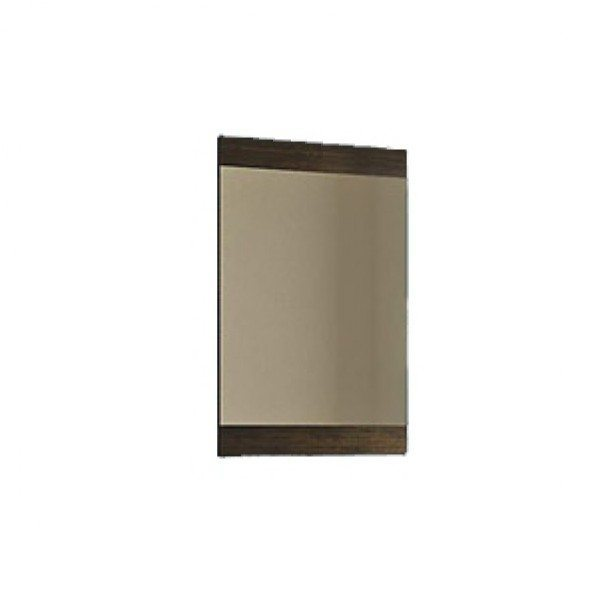 Зеркало для ванной комнаты ORIO Корро 55 (цвет венге)