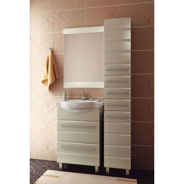 Комплект мебели для ванной комнаты ORIO Корро 60 (цвет штрокс)