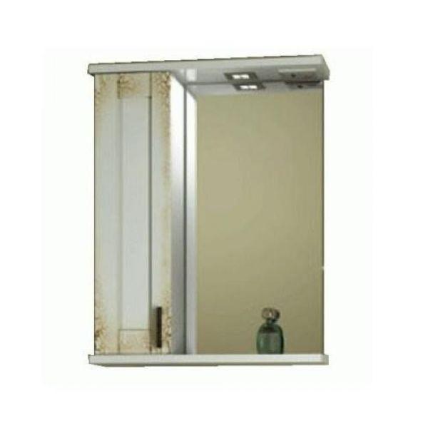 Зеркало для ванной комнаты ORIO ORIO Кристи 70 (цвет антик бежевый)