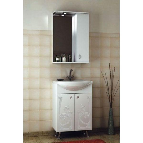 Комплект мебели для ванной комнаты ORIO Модерн (цвет белый)