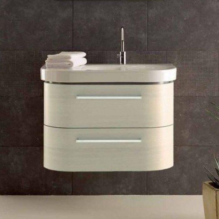 Тумба для ванной Berloni Bagno DAY BS05 (цвет 409 bianco-белый)