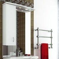 Зеркало ORIO Стиль 70 (цвет белый)