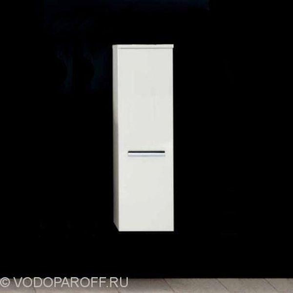 Пенал для ванной Berloni Bagno WALL WL CB01 (цвет 100 bianco lucido-белый)