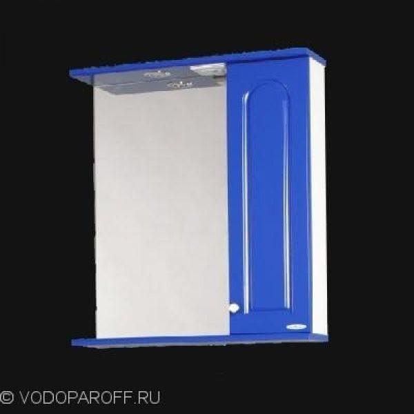 Зеркало для ванной SANMARIA Венге 60 (цвет синий)