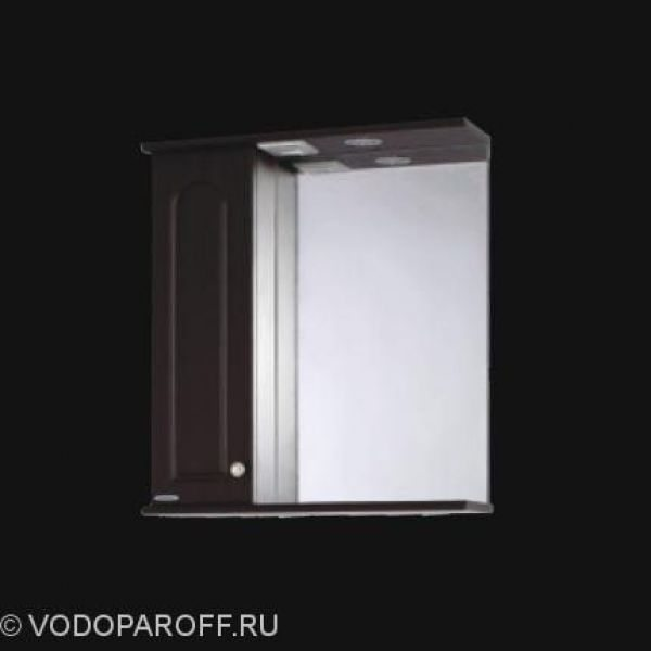 Зеркало для ванной SANMARIA Венге 60 (цвет венге)