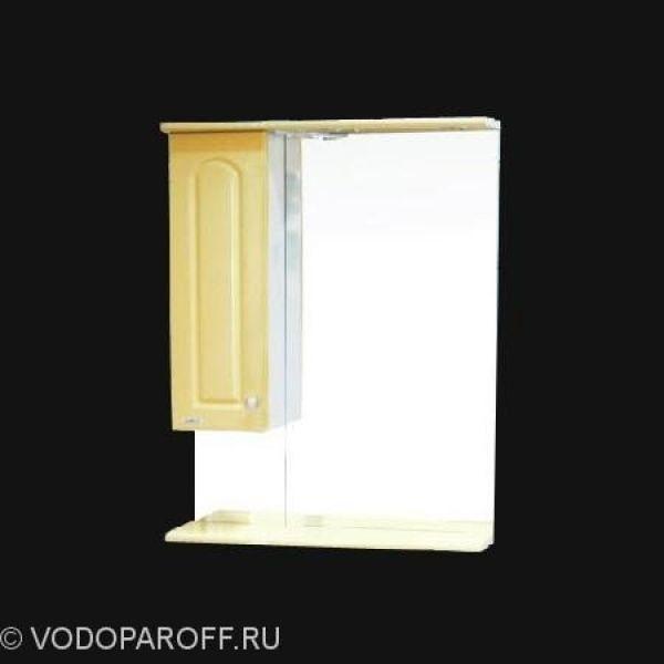 Зеркало для ванной SANMARIA Венге Венге 65 (цвет ваниль)