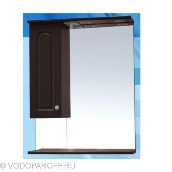 Зеркало для ванной SANMARIA Венге Венге 65 (цвет венге)