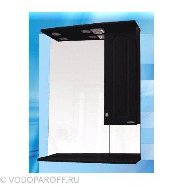 Зеркало для ванной SANMARIA Венге Венге 65 (цвет черный)