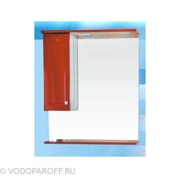 Зеркало для ванной SANMARIA Венге 70 (цвет красный)